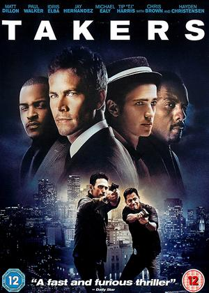 Takers Online DVD Rental