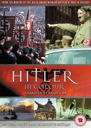 Hitler: In Colour Online DVD Rental