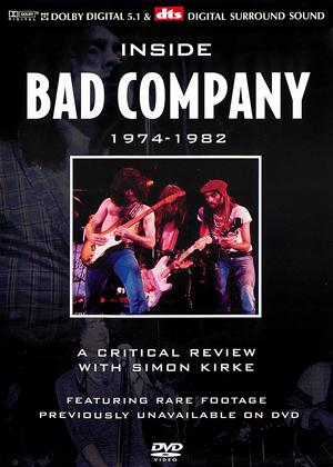 Rent Bad Company: Inside Bad Company 1974-1982 Online DVD Rental