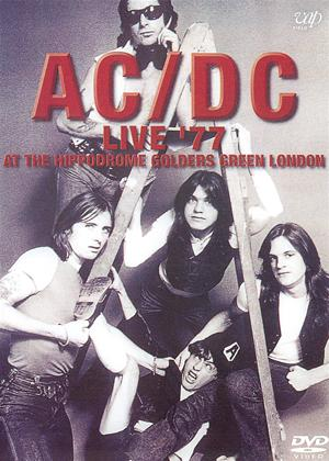 AC/DC: Live 1977 at the Hippodrome Online DVD Rental