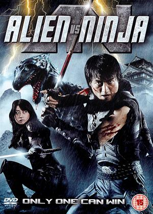 Alien vs. Ninja Online DVD Rental