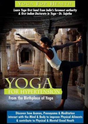 Rent Yoga for Hypertension Online DVD Rental