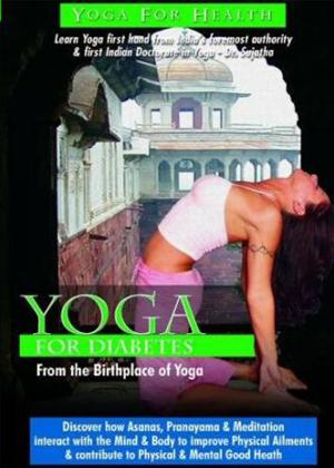 Yoga for Diabetes Online DVD Rental