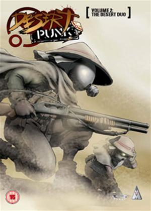 Rent Desert Punk: Vol.2 Online DVD Rental