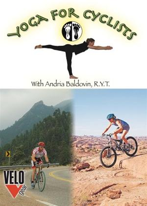 Rent Yoga for Cyclists Online DVD Rental