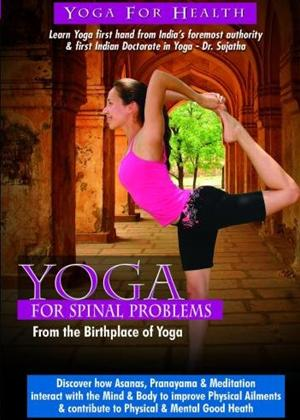 Yoga for Spinal Problems Online DVD Rental