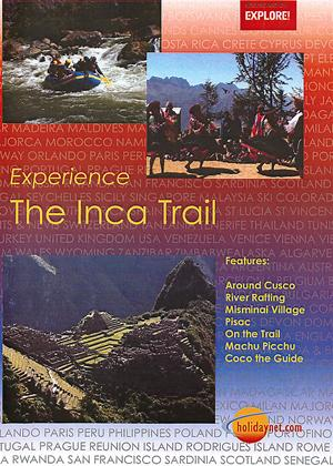 Experience the Inca Trail Online DVD Rental