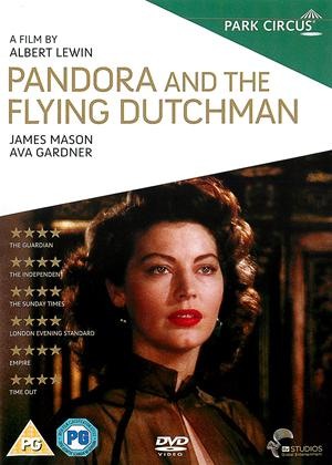 Pandora and the Flying Dutchman Online DVD Rental
