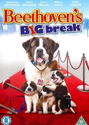 Rent Beethoven's Big Break Online DVD Rental