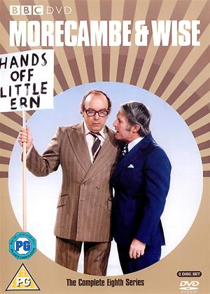 Rent Morecambe and Wise: Series 8 Online DVD Rental