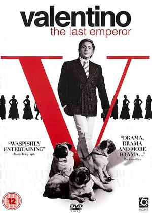 Valentino: The Last Emperor Online DVD Rental
