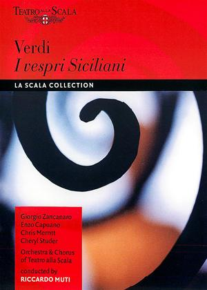 Verdi: I Vespri Siciliani: Teatro Alla Scala Online DVD Rental