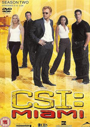 Rent CSI Miami: Series 2: Part 2 Online DVD Rental