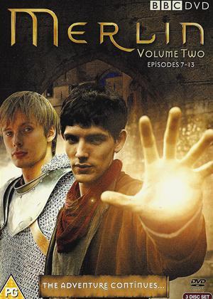 Rent Merlin: Series 1: Vol.2 Online DVD Rental