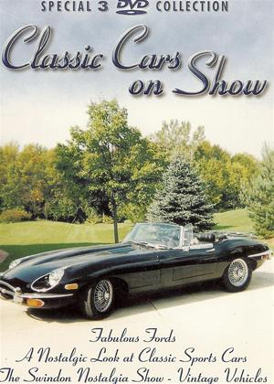Classic Cars on Show: Fabulous Fords Online DVD Rental