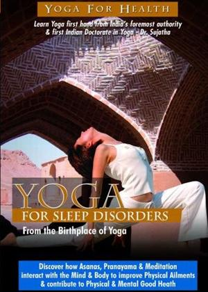 Yoga: Sleep Disorders Online DVD Rental