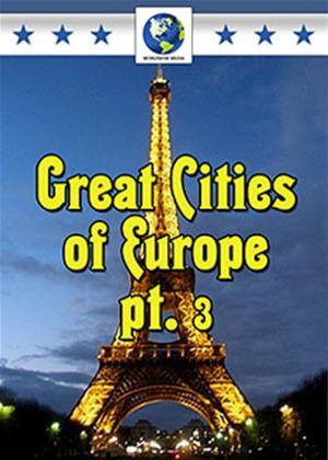 Rent Great Cities of Europe: Vol.3 Online DVD Rental