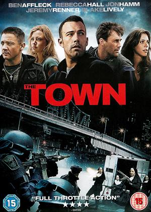 Rent The Town Online DVD Rental