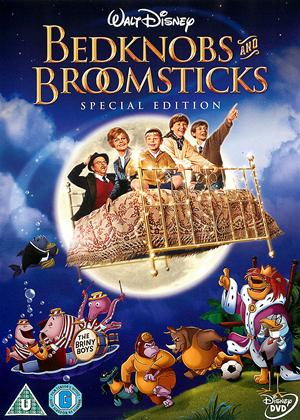 Bedknobs and Broomsticks Online DVD Rental
