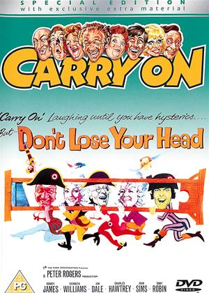 Carry On: Don't Lose Your Head Online DVD Rental