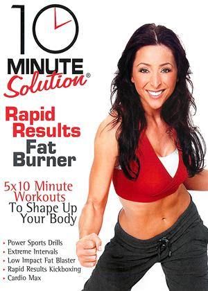 Rent 10 Minute Solution Rapid Results Fat Burner Online DVD Rental