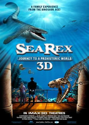 Sea Rex: Journey to a Prehistoric World Online DVD Rental