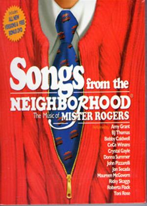 Songs from The Neighbourhood: The Music of Mister Rogers CD and DVD Online DVD Rental