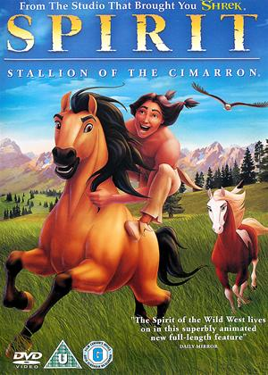 Spirit: Stallion of the Cimarron Online DVD Rental