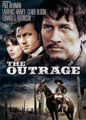 The Outrage Online DVD Rental