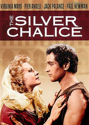 The Silver Chalice Online DVD Rental