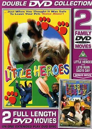 Rent Little Heroes / Let's Ruin Dad's Day Online DVD Rental
