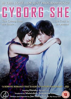 Cyborg She Online DVD Rental