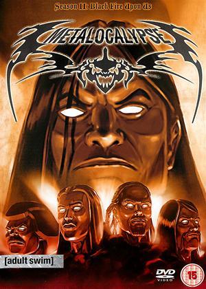 Metalocalypse: Series 2 Online DVD Rental