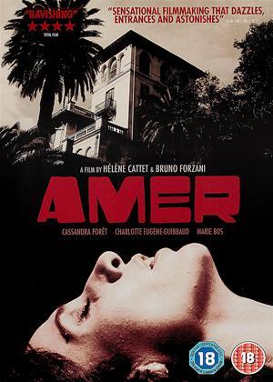Amer Online DVD Rental