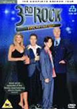 Rent Third Rock from the Sun: Series 4 Online DVD Rental