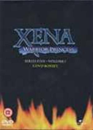 Xena: Warrior Princess: Series 5: Part 1 Online DVD Rental