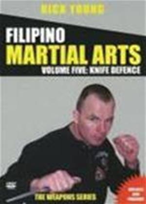 Rent Filipino Martial Arts: Knife Defence: Vol.5 Online DVD Rental