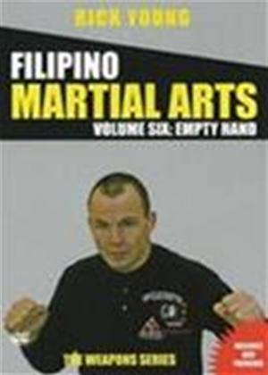 Rent Filipino Martial Arts: Empty Hand: Vol.6 Online DVD Rental
