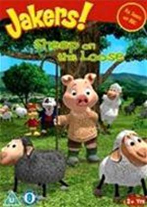 Jakers! Sheep on the Loose! Online DVD Rental