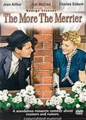 Rent The More the Merrier Online DVD Rental