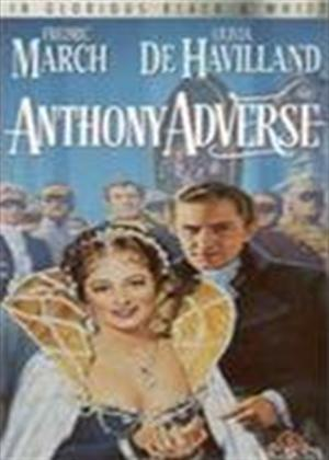 Anthony Adverse Online DVD Rental