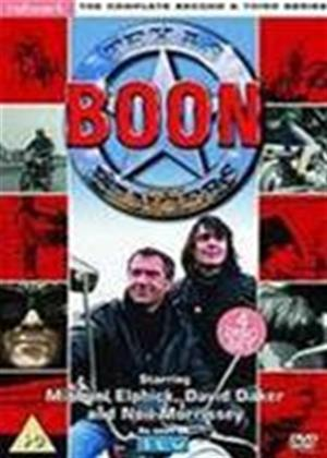 Boon: Series 2 and 3 Online DVD Rental