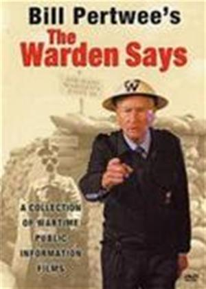 Bill Pertwee's the Warden Says Online DVD Rental
