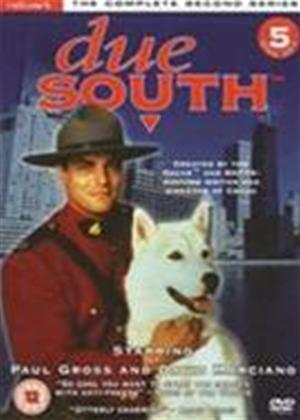 Due South: Series 2 Online DVD Rental