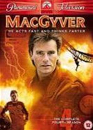 MacGyver: Series 4 Online DVD Rental