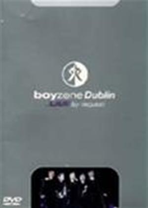 Boyzone: Live in Dublin Online DVD Rental