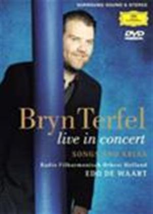 Rent Bryn Terfel: Live in Concert Online DVD Rental