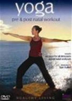 Yoga: Pre Natal and Post Natal Workout Online DVD Rental
