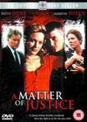 A Matter of Justice Online DVD Rental