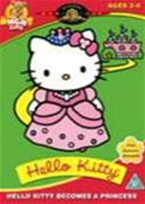Rent Hello Kitty: Vol.3 (Hello Kitty Becomes a Princess) Online DVD Rental